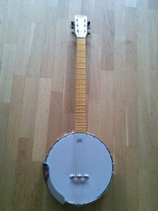 6-saitiges Gitarrenbanjo